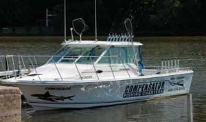 Compensator Lake Erie Fishing Charters
